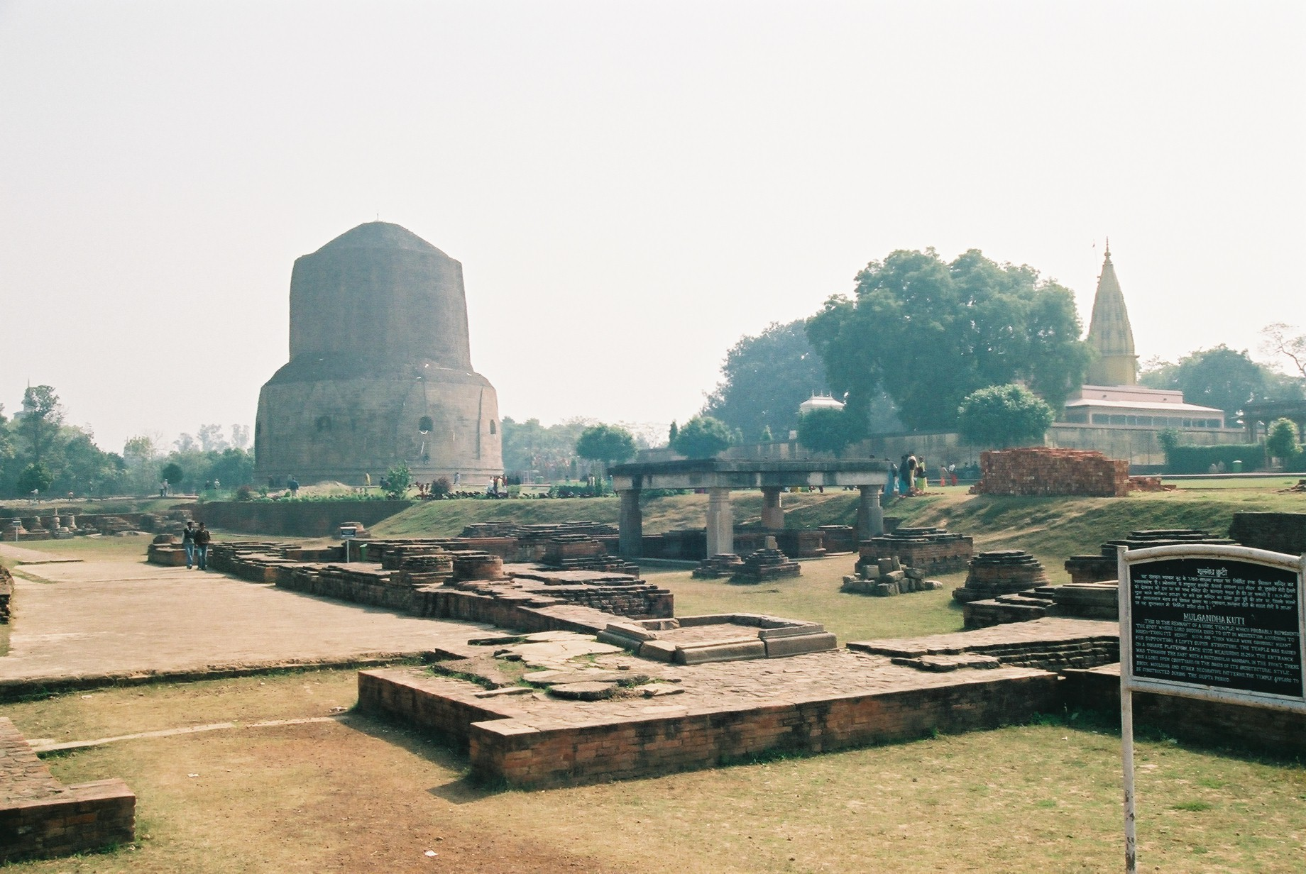 Sarnath, Buddhist Tourist Places in India