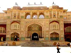 Amber Fort Jaipur, Travel to India tigers