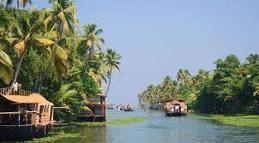 Kumarakom Backwater, hill stations in south india