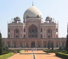 Humayun Tomb, Tiger Tour Packages with Taj Mahal