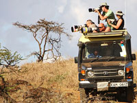 Corbett Jeep Safari, Adventure in India