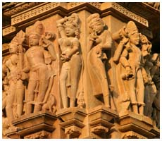 Khajuraho Temples, Culture tour in India