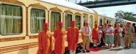 Luxury Train Tour India,Palace on Wheels Tour India
