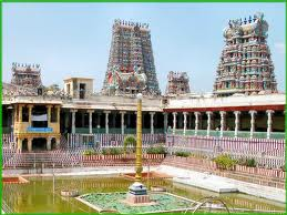 Meenakshi Temple Madurai, south india vacation packages