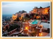 Neemrana Fort, India Culture tour