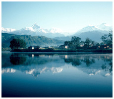 Pokhara Lake, Buddhist Travel Package