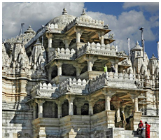 Ranakpur Temples, rajasthan palaces tour