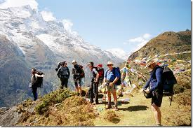 Trekking Travels in Nepal