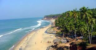 Varkala Beach Kerala, kerala Hill Station package tour