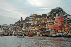 Varanasi Ghats, Cheap India Nepal Tour Packages