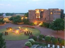 Chanwa Fort Luni, Royal Tours of Rajasthan