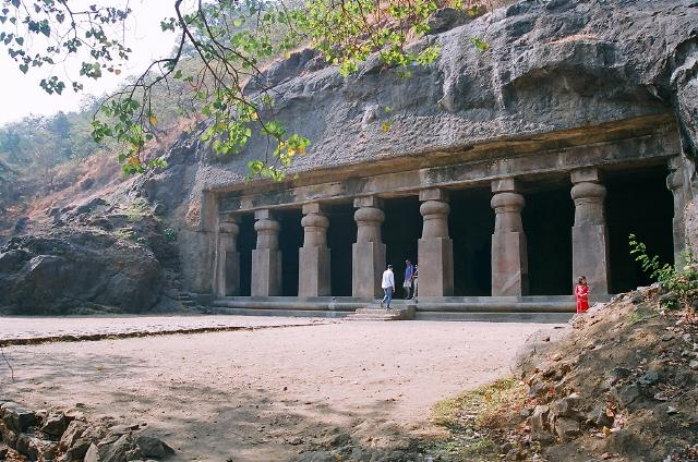 Elephanta Caves, Nagpur Mumbai tour