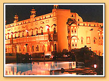 Khimsar palace,customs tour of rajasthan