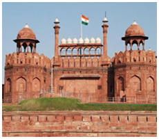 Red Fort Delhi, North India Travel