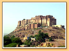 Mehrangarh Fort Jodhpur, Rajasthan Royal Tours